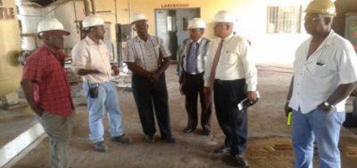 Members of the Skeldon Energy Inc. Board